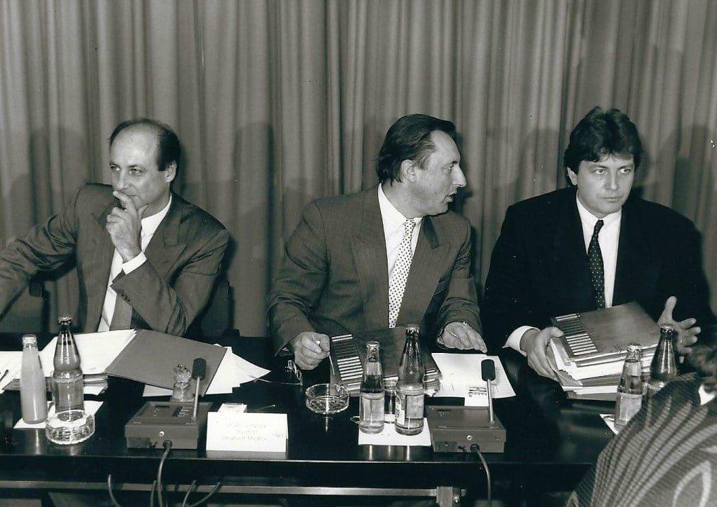 Siegbert Metelko und Podgorski und Zeiler
