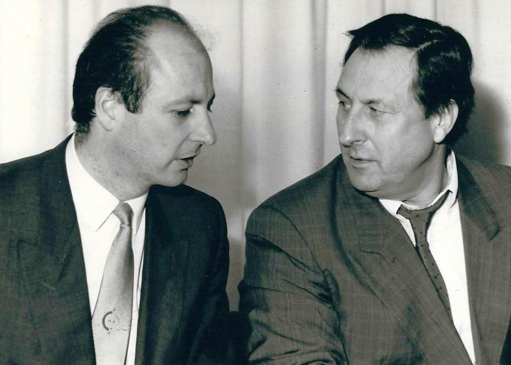 Siegbert Metelko und Podgorski