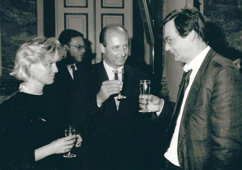 Siegbert Metelko und Rudas und Hans Mahr