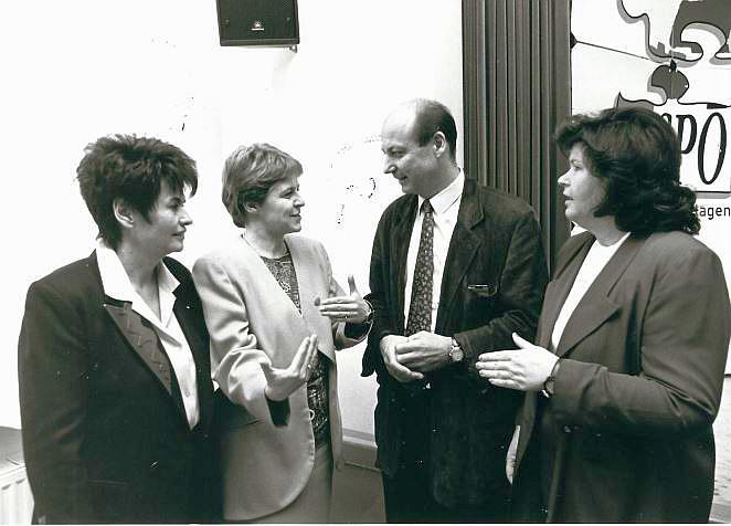 Metelko, Brigitte Ederer