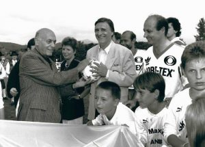 Metelko, Fischer und Solti