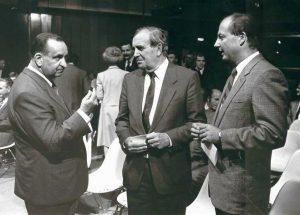 Metelko, Sinowatz, Leopold Guggenberger