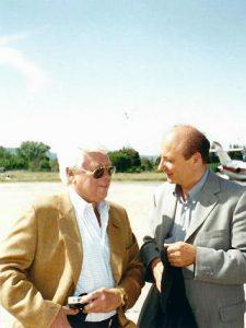 Siegbert Metelko und Peter Weck