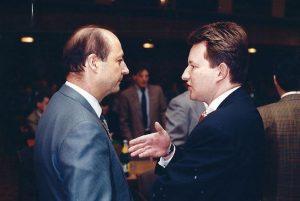 Sigi Metelko und Mag. Harald Repar