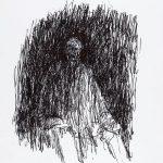 Zoran Music - Selbstportrait